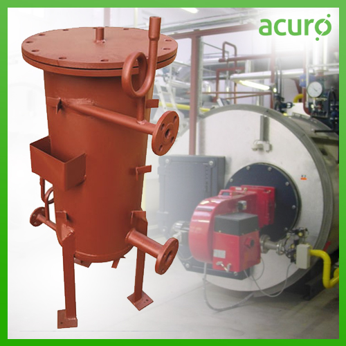 THERMIC FLUID SYSTEM CLEANER