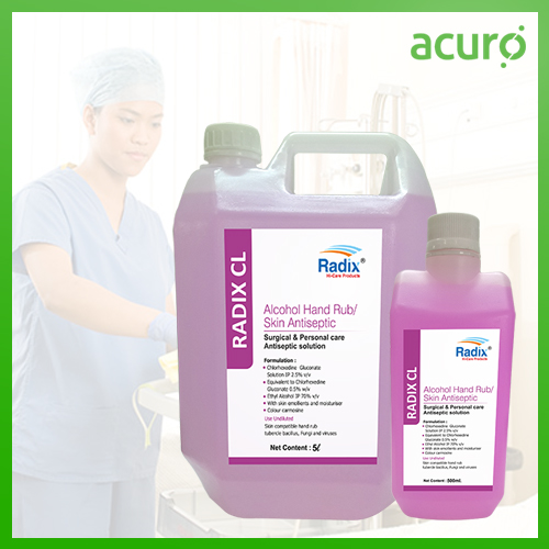 ETHYL ALCOHOL BASED DISINFECTANT