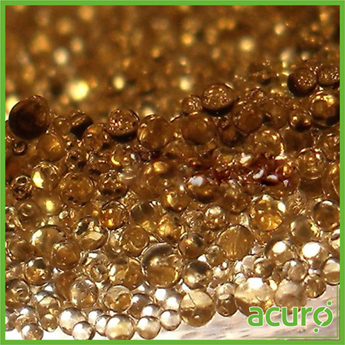 HIGH HARDNESS SOFTNER RESIN